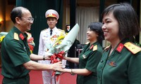 Phụ nữ Quân đội không quên vai trò, thiên chức trong gia đình