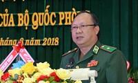 Thiếu tướng Nguyễn Hoài Phương - Phó Tư lệnh Bộ đội Biên phòng. Ảnh: QĐND