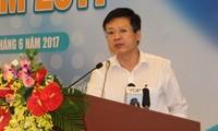 Ông Hồ Sỹ Hùng vừa được bổ nhiệm Phó Chủ tịch UB quản lý vốn nhà nước tại DN.