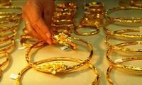 Vì sao giá vàng tiếp tục giảm?