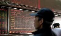Thị trường chứng khoán đồng loạt giảm. ảnh minh họa
