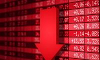 Chứng khoán lại đỏ sàn, VN-Index thủng mốc 700 điểm. ảnh minh họa