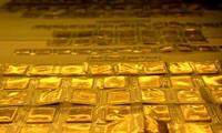 Giá vàng và USD quay đầu giảm. Ảnh minh hoạ