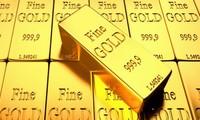 Sát Tết, giá vàng tăng lên mỗi ngày. ảnh minh hoạ