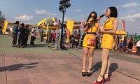 Bóng hồng rực rỡ trước trận U23 Việt Nam - U23 Thái Lan