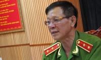 Trung tướng Phan Văn Vĩnh khi còn công tác (ảnh IT).