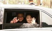 Toàn cảnh chuyến thăm bí ẩn tới Bắc Kinh của vợ chồng ông Kim Jong-un