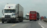 Tuyến đường tránh TP Vinh đã mãn tải