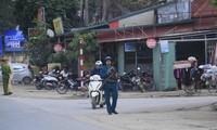 Trên quảng đường gần 200 km từ ga Đồng Đăng (Lạng Sơn) về Hà Nội luôn có lục lượng an ninh canh gác.