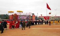 Lễ hội Lồng Tông, ngày hội xuống đồng ở Tuyên Quang.