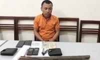 Bắt nghi phạm giết người vì ghen tuông ở Sơn La 