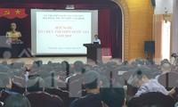Nam Định tập huấn xử lý tình huống cho cán bộ coi thi THPT Quốc gia - Ảnh: Hoàng Long