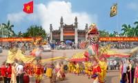 Từ năm 2020, Lễ hội đền Trần Thái Bình sẽ được tổ chức ở quy mô cấp tỉnh - Ảnh: Hoàng Long