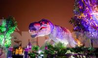 Công viên Khủng long được mở tại thành phố Ninh Bình - Ảnh: Hoàng Long