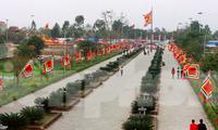 Tỉnh Thái Bình quyết định không tổ chức Lễ khai mạc đền Trần năm 2020 - Ảnh: Hoàng Long