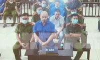 Nguyễn Xuân Đường bị xử sơ thẩm 3 năm tù trong vụ đánh một nhân viên nhà xe gây thương tích 14% - Ảnh: Hoàng Long