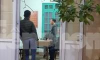 Công an Thái Bình bắt giữ trùm xã hội đen Nguyễn An Bình - Ảnh: Hoàng Long