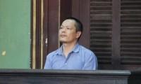 Lian Shao Ming tại phiên tòa sáng 21/1.
