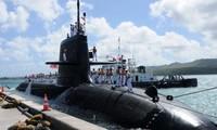 Tàu ngầm lớp Soryu của Nhật Bản.