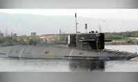 Tàu ngầm INS Arihant. Ảnh: Wikipedia.