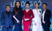 """Hoa hậu Diễm Hương ngồi 'ghế nóng"""" cuộc thi dành cho nữ doanh nhân"""
