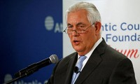 Ngoại trưởng Rex Tillerson. Ảnh: Reuters