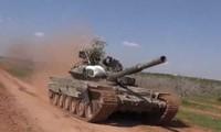 Xe tăng T-90 của Nga. Nguồn: almasdarnews.