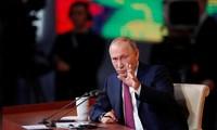 Tổng thống Nga Putin. Ảnh: Reuters