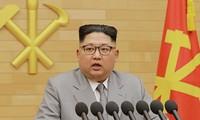 Chủ tịch Triều Tiên Kim Jong-un. Ảnh: KCNA.