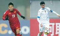 U23 Việt Nam vs U23 Uzbekistan: Những cuộc đối đầu then chốt trên sân