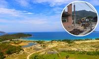 Siêu dự án nghìn tỷ ven biển Ninh Thuận thành nơi chăn bò, thả dê