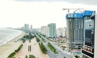 Một dự án Condotel ở Đà Nẵng. Ảnh: Hồng Vĩnh.