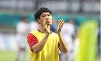 Công Phượng nói lời chia tay xúc động sau trận thua Olympic UAE