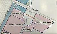 Tổng Cty Phong Phú liên đới sử dụng sai hàng nghìn m2 đất tại Sagri?