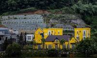 Xẻ thịt đất rừng xây biệt thự nghỉ dưỡng tại thôn Minh Tân, xã Minh Trí, Sóc Sơn.