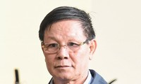 Bị cáo Phan Văn Vĩnh. Ảnh: Giang Huy.