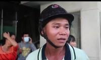 Anh Trần Quốc Lợi kể lại giây phút kinh hoàng của vụ tai nạn thảm khốc ở Bến Lức (Long An).