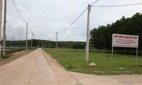 Thị trường bất động sản, phân khúc đất ở đô thị tại các điểm quy hoạch khu dân cư do UBND thị xã Quảng Yên thực hiện đang có biến động bất thường.