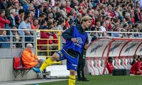 Công Phượng lại dự bị ở đội bóng Bỉ