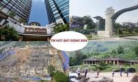 Soi đất vàng ông chủ nước sạch sông Đà, bệnh viện 5 sao xây 'chui' bị cưỡng chế