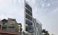 Xử lý nhà 'siêu mỏng, siêu méo' mọc trên các tuyến đường nghìn tỷ ở Hà Nội