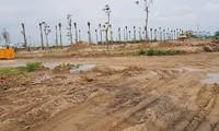 Hưng Yên 'xử' tiếp 3 doanh nghiệp san lấp trái phép đất trồng lúa