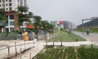 Đề nghị thanh tra toàn diện khu chung cư làm 'mất' đường đi ở Hà Nội