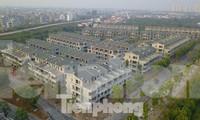 """Công ty Đại Hưng bị phạt gần 300 triệu đồng do tổ chức xây """"chui"""" và ký hợp đồng mua bán nhà chia lô với khách hàng."""