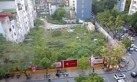 Nhiều dự án tại Hà Nội lợi dụng điều chỉnh quy hoạch để chây ỳ, kéo dài thời gian