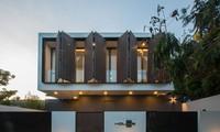 Ngôi nhà thông minh có khả năng tưới cây từ xa ở Đà Nẵng