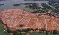 Vĩnh Phúc phải đính chính quyết định phê duyệt quy hoạch hồ Đại Lải