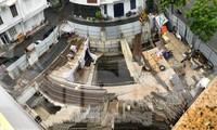 Nhà riêng lẻ 4 tầng hầm ở Hà Nội: Viện dẫn một đằng, cấp phép một nẻo?
