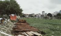 Yêu cầu Sở xây dựng Hà Nội rút kinh nghiệm vụ cải tạo hồ 16 năm chưa xong