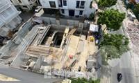 Thủ tướng yêu cầu Hà Nội kiểm tra vụ cấp phép nhà riêng lẻ 4 tầng hầm